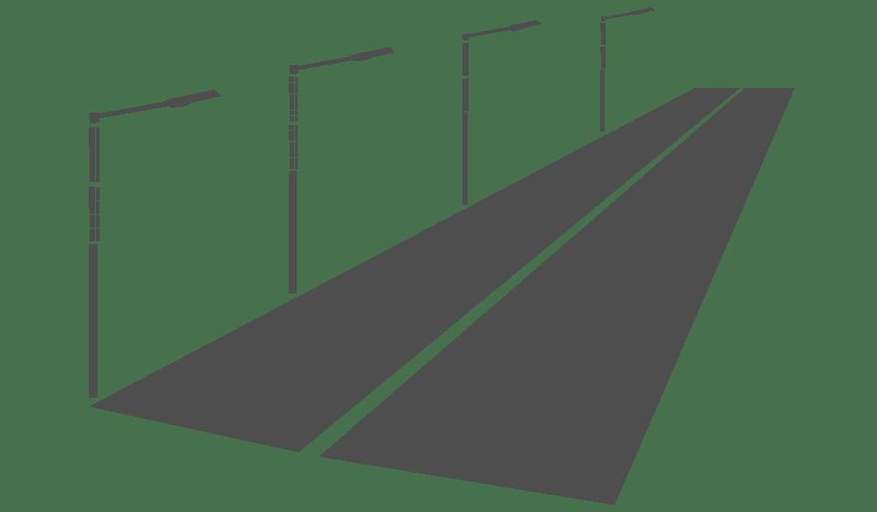 light pole street